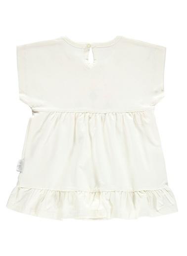 Kujju Kujju Kiz Bebek Elbise 6-18 Ay Ekru Kujju Kiz Bebek Elbise 6-18 Ay Ekru Ekru